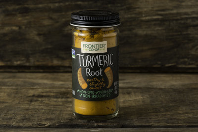 Thumb 400 frontier natural products ground turmeric root 1 92 oz