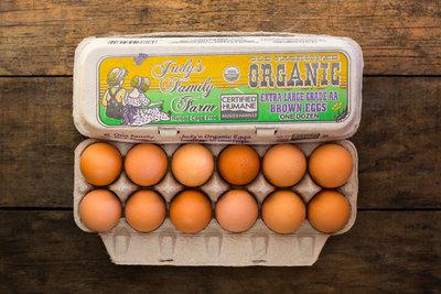 Thumb 400 judy s family farm organic extra large brown eggs doz