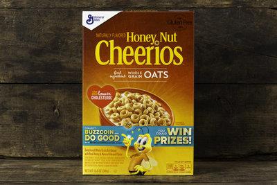 Thumb 400 general mills cheerios honey nut 10 8 oz