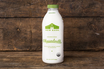 Thumb 400 new barn organic almond milk original 28 oz