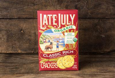 Thumb 400 late july classic rich crackers 6 oz