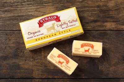 Thumb 400 straus creamery organic lightly salted butter european style 16 oz