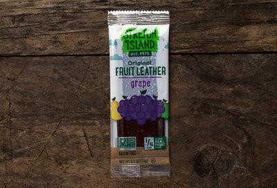 Thumb 400 stretch island grape fruit leather oz