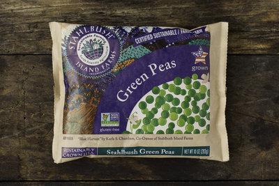 Thumb 400 stahlbrush island farms frozen green peas 10 oz