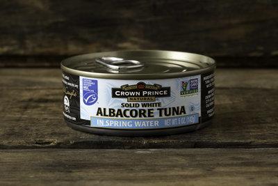 Thumb 400 crown prince albacore tuna 5 oz