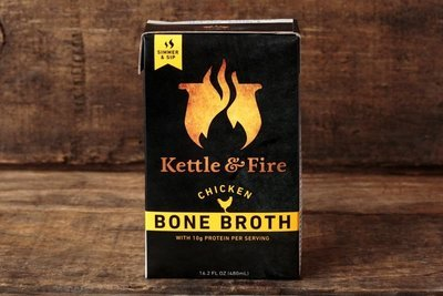 Thumb 400 kettle fire organic chicken bone broth 16 2 oz