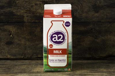 Thumb 400 the a2 milk company whole a2 milk gal